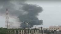 الحديدة.. إصابة 10 مدنيين وتضرر منازل اثر انفجار مخزن أسلحة للحوثيين