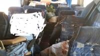 مقتل أربعة مسافرين في إطلاق نار على حافلة للنقل الجماعي في منطقة العبر