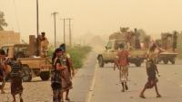 القوات الحكومية تصد هجوما عنيفا للحوثيين شرق الحديدة
