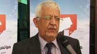 """ياسين سعيد نعمان: مبادرة الحوثيين حول وقف التصعيد ضد السعودية """"لغم خطير"""""""