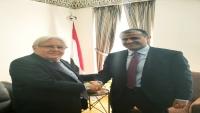 الحكومة تحذر الأمم المتحدة من التراخي مع الحوثيين