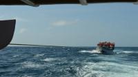 وصول سفينة مفقودة إلى سقطرى بعد اختفائها 5 أيام