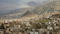 مقتل مدني وإصابة آخرين في قصف حوثي على حي سكني بتعز