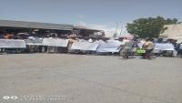 مواطنون في حضرموت يحتجون على تردي الخدمات الصحية بالمحافظة