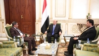 هادي يوجه باستكمال الترتيبات النهائية لإعادة افتتاح مطار الريان