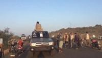 صاروخ حوثي يستهدف مخيما للمهمشين في مريس
