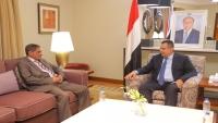 رئيس الوزراء يؤكد على أهمية استغلال المقومات الاقتصادية لمحافظة حضرموت
