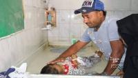مقتل طفلة برصاص قناص حوثي في تعز