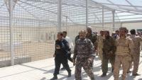 القوات السعودية تمنع شلال شائع من دخول مقر التحالف العربي بعدن
