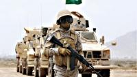 وصول دفعة جديدة من القوات السعودية إلى مطار عدن الدولي