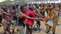 الأمم المتحدة تعلن إجلاء 114 لاجئا صوماليا من اليمن إلى بلادهم