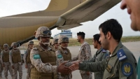 دفعة ثانية من القوات السعودية تصل عدن