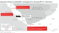 سي إن إن تكشف نقل سفينة سعودية لأسلحة أمريكية إلى عدن بشكل سري (ترجمة خاصة)