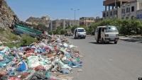 تعز.. أجمل مدن اليمن تغرق في القمامة والكوليرا