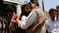جماعة الحوثي تعلن تحرير 10 من أسراها في صفقة تبادل بالجوف