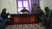 محافظ سقطرى يؤكد على التصدي لمن يحاول المساس بأمن واستقرار الجزيرة