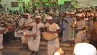 حضرموت.. الأمن يفشل فعالية دينية يشتبه دعم الحوثي لها في تريم