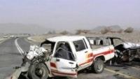 وفاة 122 شخصا وإصابة 721 آخرين في حوادث مرورية بمأرب خلال 10 أشهر