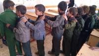 الحكومة: انقلاب الحوثيين أحرم 4.5 ملايين طفل من التعليم