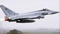 التحالف ينفي مزاعم الحوثيين حول إسقاط مقاتلة من نوع إف 15