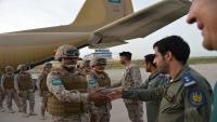 اللجنة المشرفة على الجانب العسكري لاتفاق الرياض تصل عدن