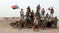 المجلس الانتقالي يدفع بتعزيزات عسكرية إلى أبين