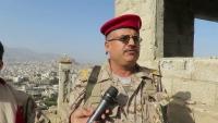 """إطلاق سراح رئيس أركان محور تعز """"المجيدي"""" بعد احتجازه في عدن"""