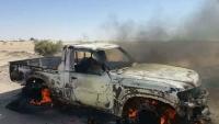 مأرب.. مقتل وإصابة أكثر من 12 مسافرا في كمين استهدف حافلة نقل جماعي