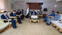 الأحمر: اتفاق الرياض خطوة هامة على طريق استعادة الدولة اليمنية