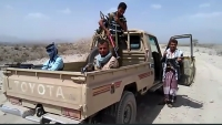 الجيش الوطني يكسر هجوما حوثيا شمالي الضالع