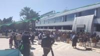 """""""الصليب الأحمر"""" يعلن إعادة 128 محتجزا حوثيا من السعودية إلى صنعاء"""