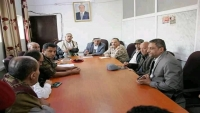قيادة محور تعز تؤكد مقاضاة كل من يسيء للجيش الوطني أمام المحاكم