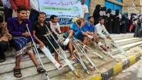 اللجنة الطبية بمحور تعز: عالجنا 234 جريحا في القاهرة