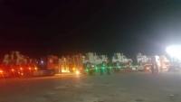 تعزيزات عسكرية وعربات مدرعة قادمة من السعودية تصل عتق