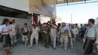 اللواء فاضل يحث الشرطة العسكرية بتعز على الجاهزية الأمنية