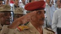 """في حوار سابق مع """"الموقع بوست"""" العميد عدنان الحمادي يكشف التحديات والصعوبات التي تواجه الجيش الوطني"""