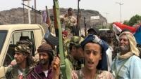 اشتباكات بين قوات الجيش ومسلحي الانتقالي في أبين