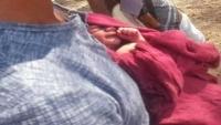 العثور على طفل حديث الولادة مرمي بأحد شوارع عدن