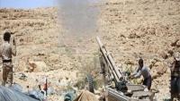 قتلى وجرحى حوثيون في كمين محكم لقوات الجيش بالضالع