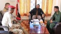 إقالة قائد شرطة النجدة في سقطرى لتورطه بدعم تمرد الانتقالي