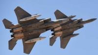 مصرع 15 حوثيا في قصف للتحالف على صعدة