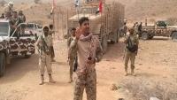 """""""الانتقالي"""" يسيطر على معسكر اللواء 33 مدرع بالضالع ويسلمه للنخبة الشبوانية"""