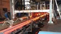 محافظ حضرموت يدشن التشغيل التجريبي لمصنع المكلا للحديد والصلب