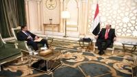 محافظ شبوة يطالب الرئيس هادي بتفكيك معسكر تديره الإمارات بالمحافظة