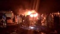 نقابة الصحفيين تنعي المصور البريهي الذي استشهد في قصف معسكر الاستقبال بمأرب