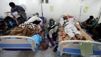 الهجرة الدولية: عالجنا أكثر من 900 حالة مصابة بالكوليرا في اليمن مذ مطلع يناير الجاري