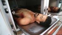 مقتل وإصابة 13 مدنياً بقصف حوثي استهدف سوقا شعبيا في مدينة تعز