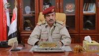 الرئيس هادي يعين اللواء جبران قائدا للمنطقة العسكرية السابعة