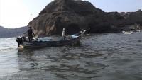 اختفاء ثلاثة صيادين قبالة سواحل أحور بمحافظة أبين