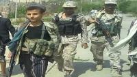 إصابة غزوان المخلافي ومقتل اثنين من مرافقيه في اشتباكات مسلحة بتعز